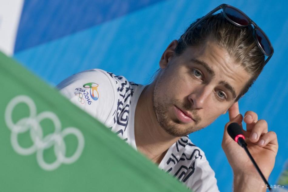 Peter Sagan odstúpil z pretekov, je chorý