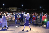 Festival AMFIK Šírava fest 2017 koncert Rednex Hor