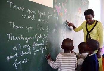 SKCH: Už viac ako rok pomáhame deťom v Rwande
