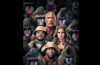 Jumanji a The Rock prichádzajú s novým trailerom