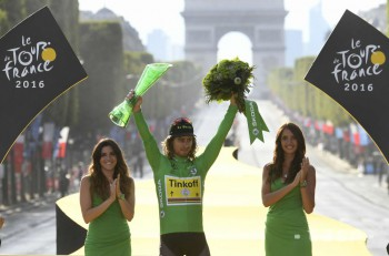 Sagan spokojný so sebou i celým tímom: Bola to dobrá Tour