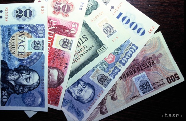 Slovenske peniaze historia