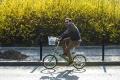 Pri prevoze bicykla treba dbať na jeho bezpečné upevnenie