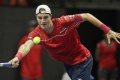 Struff postúpil do štvrťfinále turnaja ATP v Antverpách