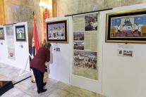 Vernisáž výstavy Slovenské insitné maliarstvo zo S