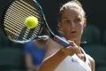 Češka Plíšková sa udržala na čele rebríčka WTA