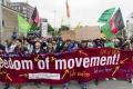 V Hamburgu sa konali prvé protesty súvisiace s júlovým summitom G20
