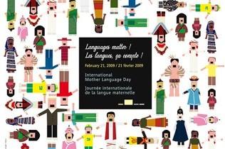 Materinský jazyk a knihy je témou Svetového dňa materinského jazyka