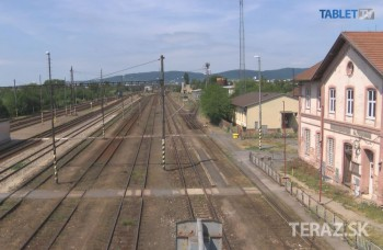 Unikátny vlakový videoprojekt: Železničná stanica Bratislava Vajnory
