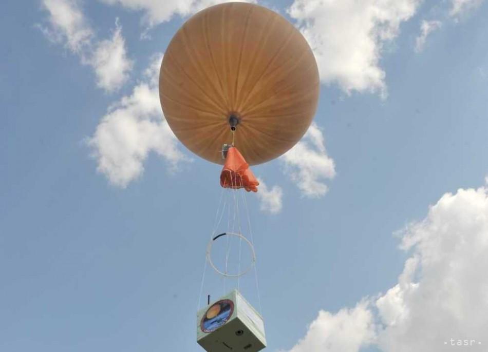 stratosferický balón vypustenie - Fotodenník - SkolskyServis.TERAZ.sk 64dd3c9b234