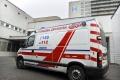 Na Pribinovej ulici v Bratislave privalil žeriav robotníka
