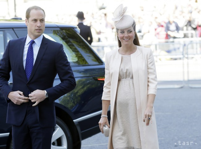 1f1c127f51 Vojvodkyňa Kate dnes porodila dcéru