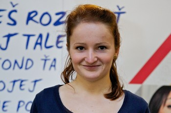 Študentka maľby získala grant, investuje do pomôcok a literatúry