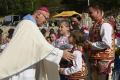 Na najmladšom pútnickom mieste na Slovensku boli stovky veriacich