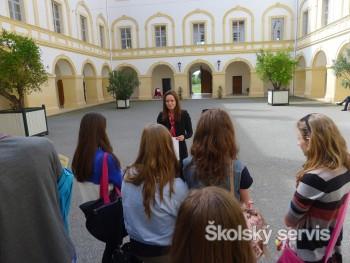 Neviete kde ísť so žiakmi na školský výlet? Skúste zámok Schloss Hof