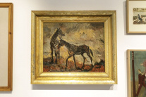 Cyprián Majerník: Utečené kone