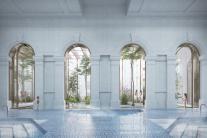 Bratislava predstavila novú podobu historických kúpeľov Grössling