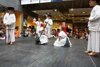 Žiaci a študenti v Dunajskej Strede oslavovali výročie republiky