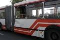 V Otrokoviciach havaroval trolejbus, 13 ľudí utrpelo zranenia