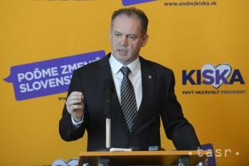 Prezident A. Kiska mal hradiť obe kampane cez spoločnosť KTAG