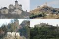 Slovensko má množstvo jaskýň aj pod stredovekými hradmi