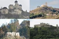 Viete, na ktorom slovenskom hrade sa ozývajú hlasné vzdychy?