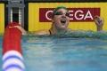 Ruskej plavkyni Simonovovej znížili o dva roky trest za doping