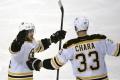VIDEO: NHL: Zdeno Chára dosiahol v noci jubilejný 600. bod