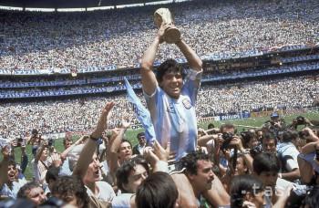 OTESTUJTE SA: Čo viete o Diegovi Maradonovi?