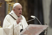 Vatikánska omša na sviatok Zjavenia Pána