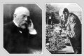 Lekár a vedec Robert Koch získal Nobelovu cenu za práce o tuberkulóze