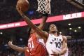 NBA: DeRozan opäť so 40 bodmi, doviedol Toronto k víťazstvu v Miami