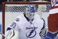 NHL: Tampa Bay v bránke s Budajom podľahla Floride