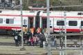 Železnica v Luzerne zostane uzavretá, príčiny nehody vyšetrujú