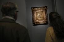 Výstava diel Leonarda da Vinciho v parížskom múzeu