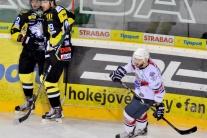 Piaty zápas baráže Žilina vs Bardejov