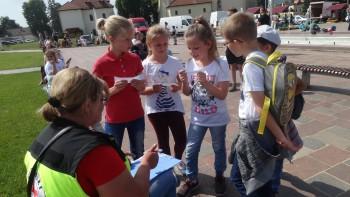 Súťaž mladých záchranárov SČK