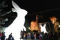 Festival súčasného umenia Biela noc znovu rozžiaril Košice