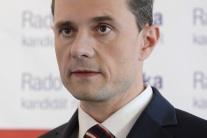 Radoslav Procházka počas TK