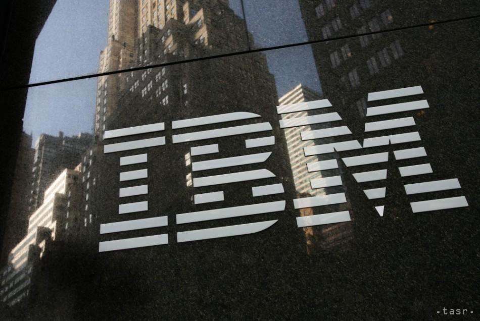 c3f3bb030 Tržby IBM v 4. kvartáli vzrástli, prvýkrát za viac ako päť rokov