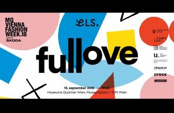 Kolekcia FULLOVE od Lenky Sršňovej mieri na Vienna Fashion Week