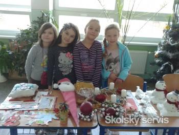 Vianočné tvorivé dielne v ZŠ A. Dubčeka Martin