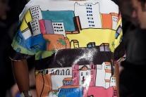 Týždeň módy v brazílskom meste Sao Paolo