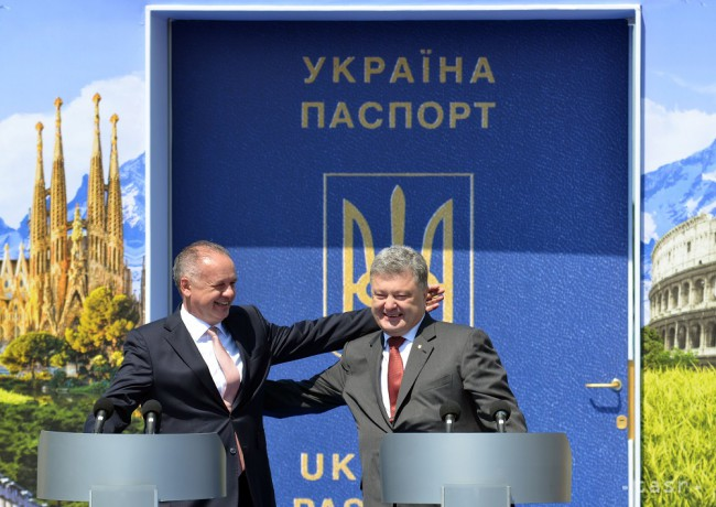 VIDEO  A.Kiska vyslovil podporu Ukrajine pri jej smerovaní do EÚ ... af011a1779f