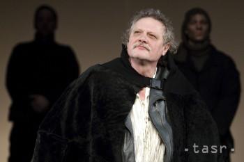 Slovenský herec Marián Geišberg by sa v nedeľu dožil 65 rokov
