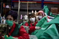 Španielsko bojuje proti koronavírusu