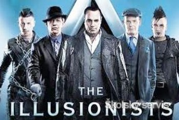 Najlepších kúzelníkov sveta The Illusionists uvidí aj Bratislava