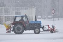 Sneh pokryl aj malý Rím