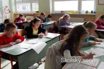 Hlavičky školákov potrápil klokan - matematický