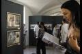 Zvolenská Galéria vystaví kresby niťou na papieri Táňa Kuzmová